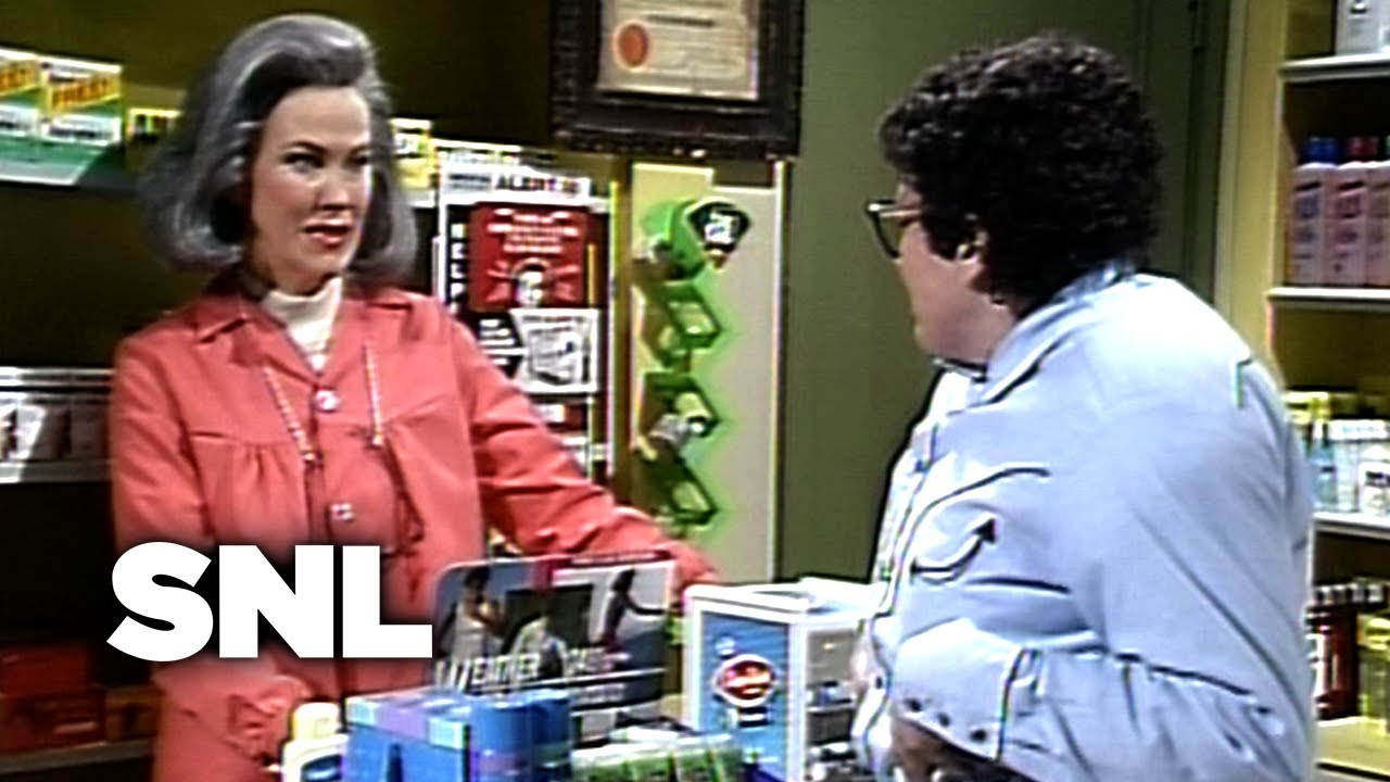 Download Pat at the Drugstore - Saturday Night Live