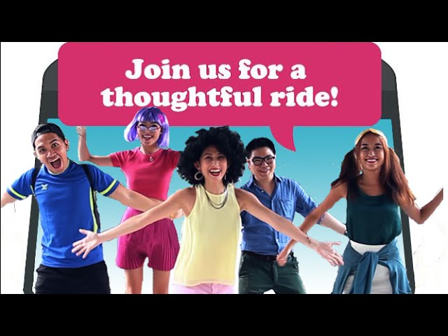 Thoughtfulness. A Better Ride For You & Me - LTA Parody (In Real Life)