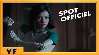 Alita : Battle Angel | Spot [Officiel] Destin 30'' | VF HD | 2019