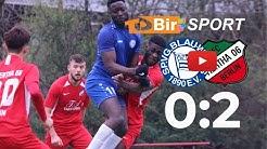 Blau Weiß 90 vs CFC Hertha 06 0:2 (19.Spieltag NOFV Oberliga Nord, 7.3.20)