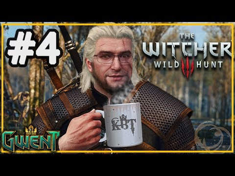 Twitch Lets Play The Witcher 3: Wild Hunt #4 [BLIND/PC/DEATHMARCH]