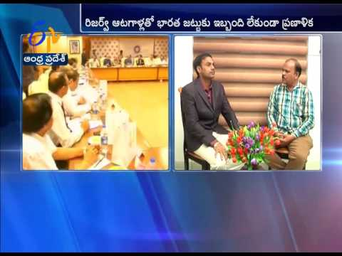 Exclusive Interview With BCCI New Selection Committee Chief MSK Prasad
