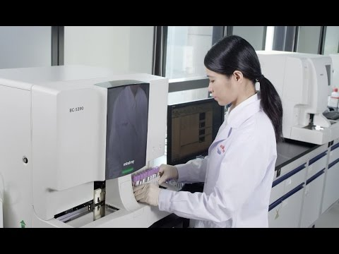 Mindray BC-5390 Auto Hematology Analyzer