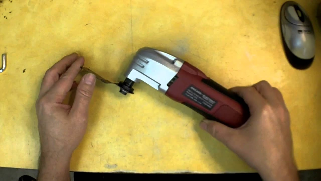 Harbor Freight Oscillating Multifunction Power Tool Review Item 68861 Clipzui Com