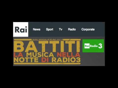 Battiti Radio 3 - Mediterranean Ensemble - 09/10/2016