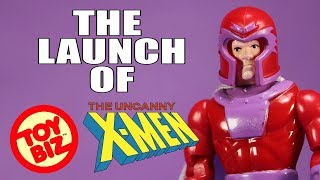 Toy Biz X-Men 1991 Toy Line Launch Retrospective - Toysplosion streaming