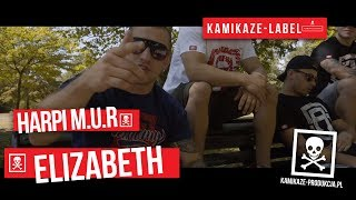Teledysk: Harpi M.U.R - Elizabeth ft. K.Herbut & Łysy.G & Bacior