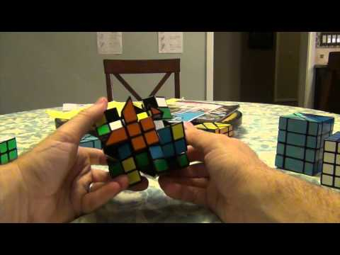 4x4x6 Fisher Cube Tutorial Part 1:  The fisher 4x4
