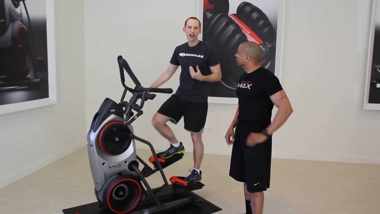 Introduction To The Bowflex Max Trainer Youtube How Wire Up A Switch Leg