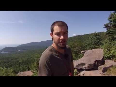 Hiking at Catskills Park, NY - Hammock Camping - Deranged Survival