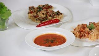 Готовим ризотто и суп Качукко и выпекаем Чиабатту.(Готовим ризотто и суп Качукко и выпекаем Чиабатту. 50 рецептов первого. Кулинарная программа