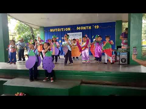 Nutrition month san pablo elementary school ????