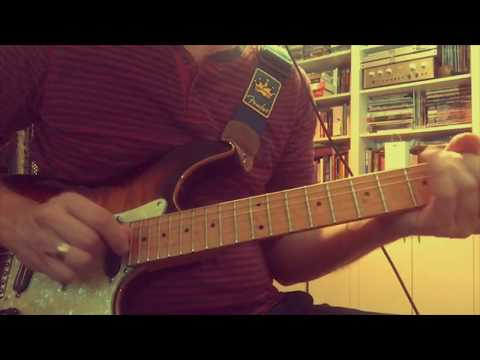 GRAVITY - guitar improvisation in the style of John Mayer