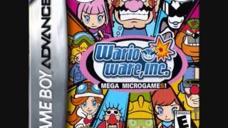 Main Menu - WarioWare, Inc.: Mega Microgame$!