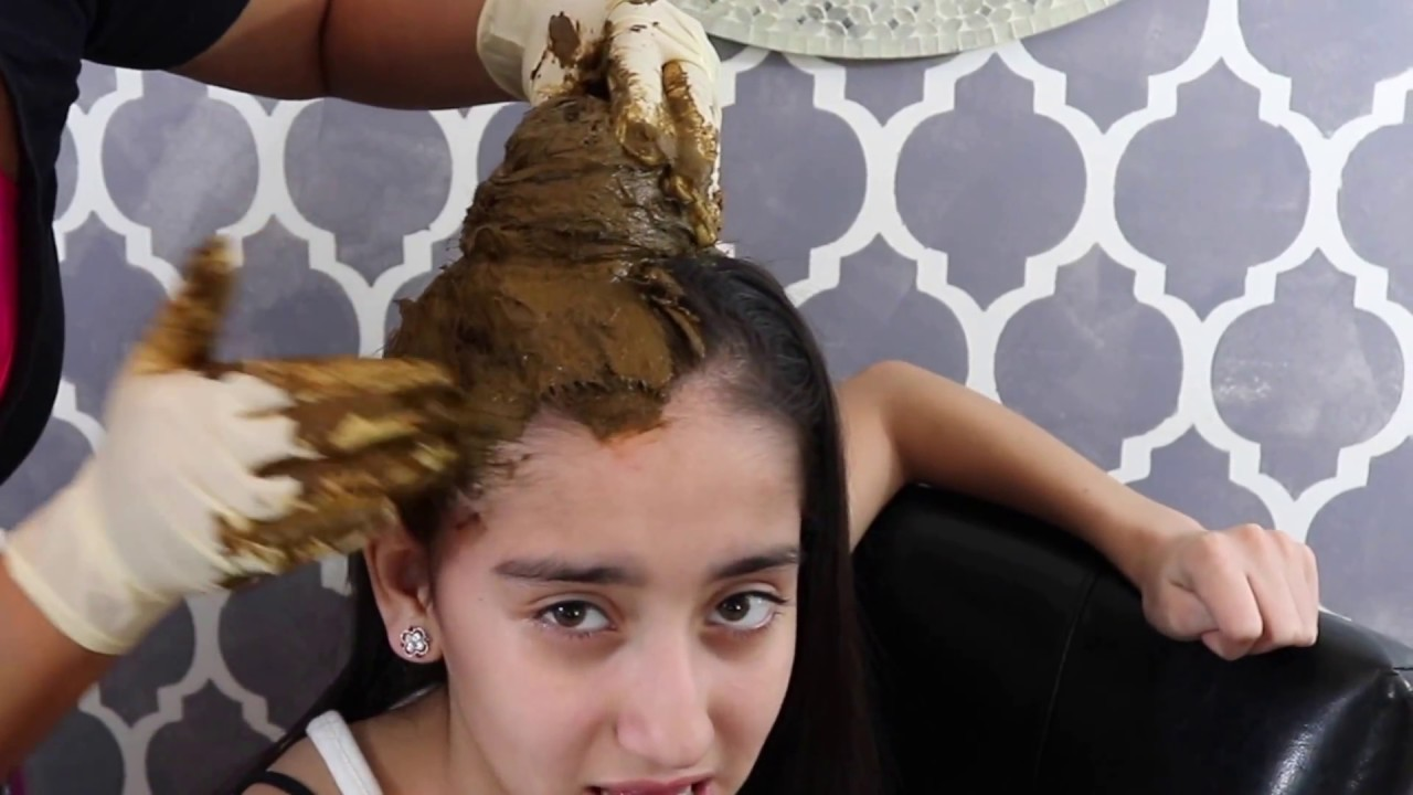 Henna For Hair Natural Healthy Hair Treatment Youtube