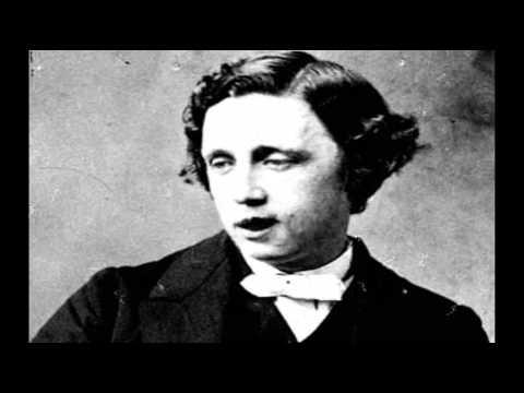 "Lewis Carroll ""Jabberwocky"" Poem animation"
