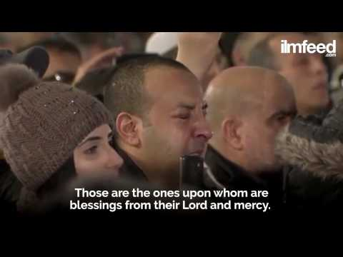 Non-Muslim Leaders Listen To The Quran
