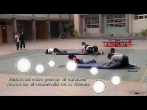 Juegos Tareas Y Actividades Desarrollo De La Fuerza Ed Física Perú Youtube