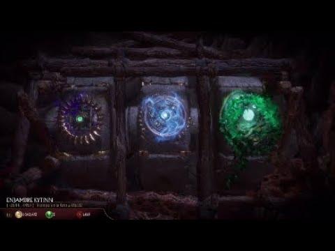 mortal-kombat-11---como-conseguir-el-amuleto-de-shinnok-y-cetrion---kripta-#2