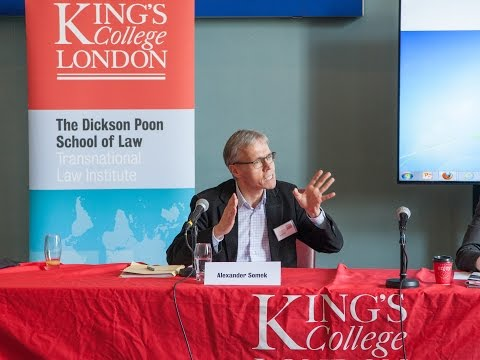 Professor Alexander Somek: Any Further Bids on Popular Sovereignty?
