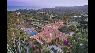 Villa De La Vista | Montecito