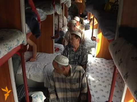 Migrant Express Part 5: Crossing Uzbekistan