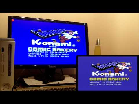 C64 Loading Games With An MP3 Player