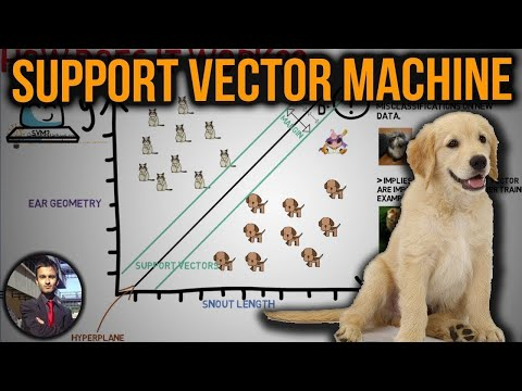 Support Vector Machine (SVM) - Fun and Easy Machine Learning