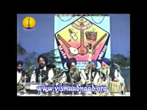 AGSS 2001 : Raag Basant - Prof Paramjot Singh Ji