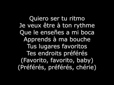 LYCRIS PAROLES DESPACITO avec traduction en français- Covred by Annika Oviedo