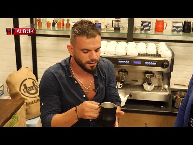 Aromë kafeje - Rudi Hizmo