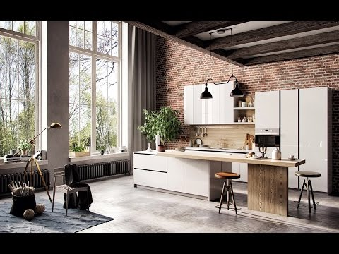 50 Best Scandinavian Kitchen Design Ideas - YouTube