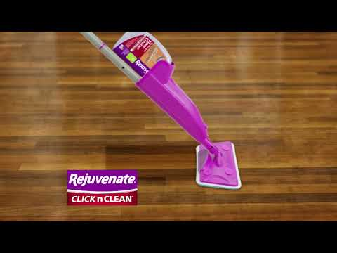 Click n Clean Multi Surface Spray Mop System