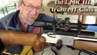Bsa Martini Int'l Mk Iii Smallbore Rifle -- Bench Version