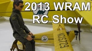 2013 WRAM Radio Control Show