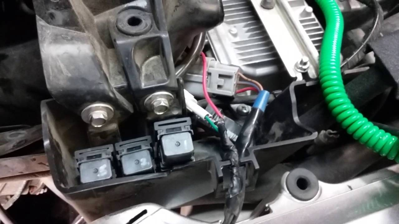 Grizzly 700 Overheating  Testing  Fan circuit breaker location  YouTube