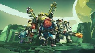 Zagrajmy w Deep Rock Galactic - Galaktyczny górnik z Reverie i pawlo! #liive - Na żywo