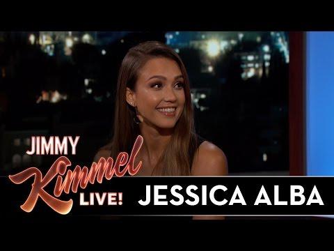 Jessica Alba on Her First Job