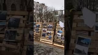 Выборы президента России: голосование в Киеве