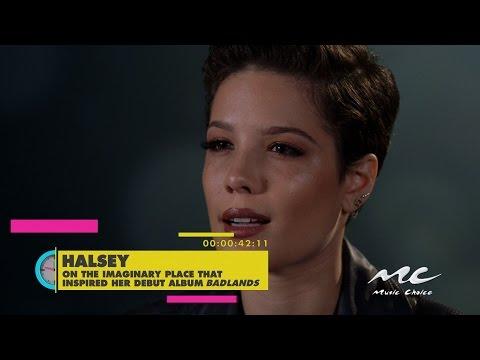 Halsey On Badlands