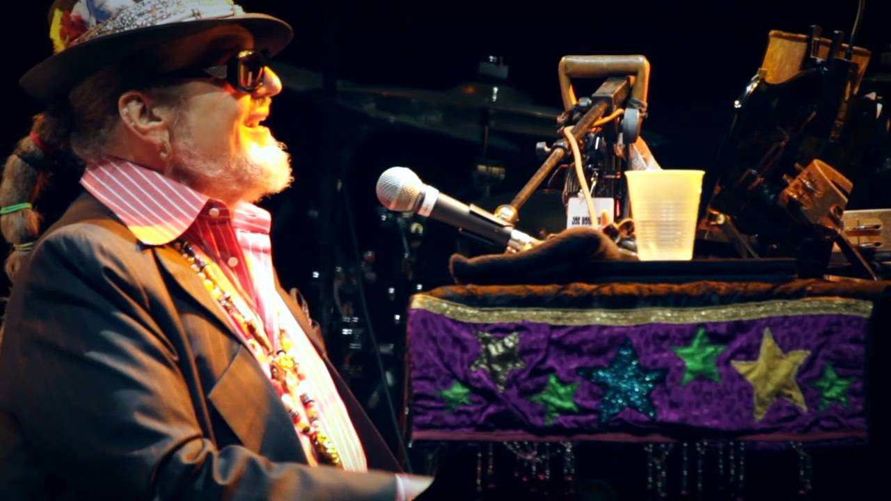 """Dr. John """"Right Place, Wrong Time"""" - Guitar Center's Battle of the Blues 2012"""