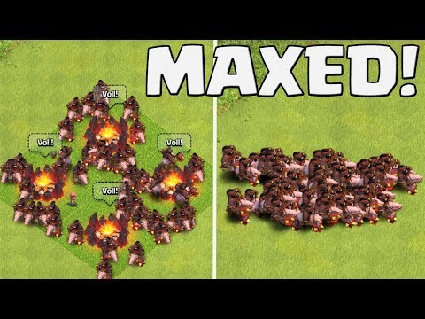 144 MAXED SCHWEINEREITER! || CLASH OF CLANS || Let's Play CoC [Deutsch German]