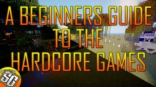 A Beginners Guide to the Minecraft Hardcore Games