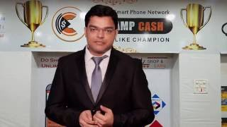 Champcash Digital India Full Motivation Plan by Mahesh Verma Live Standing Speech Free Business