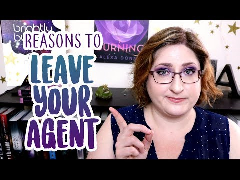 7 Reasons You Should Leave Your Literary Agent