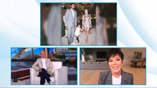 Kris Jenner Accidentally Had Sex While Young Khloé Hid Under the Bed