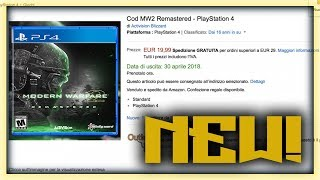 COD - MW2 REMASTERED CONFIRMED!! NEW WWII, BO3, & MWR HOLIDAY UPDATES!! (COD WWII MP Gameplay)