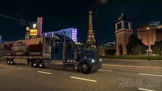 PC | American Truck Simulator | White Line Fever