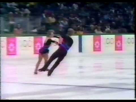Underhill & Martini (CAN) - 1984 Sarajevo, Pairs' Short Program