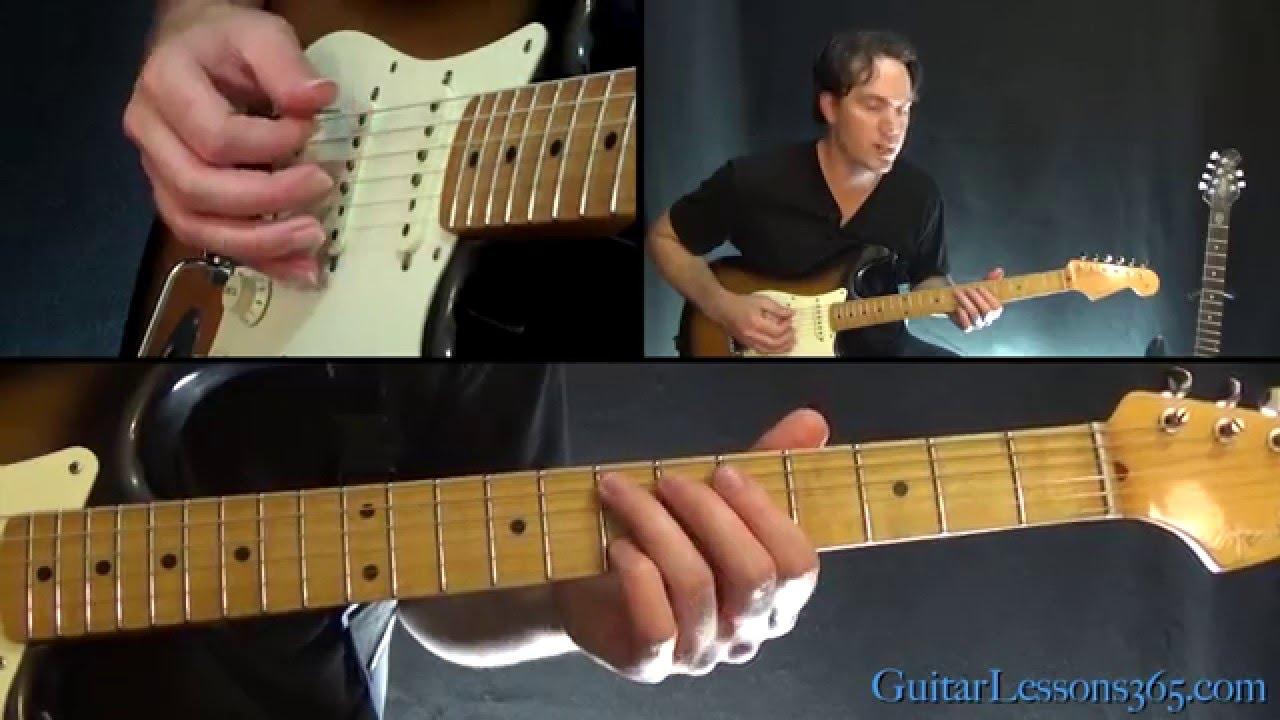 Mississippi Queen Guitar Lesson Mountain Riffs Intro Solo